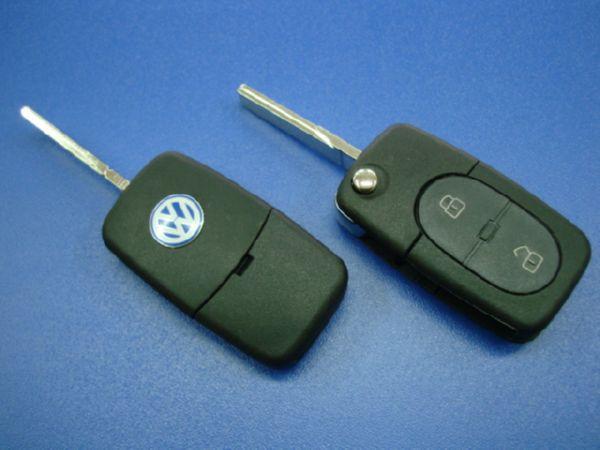 Замена батарейки в ключе пассат