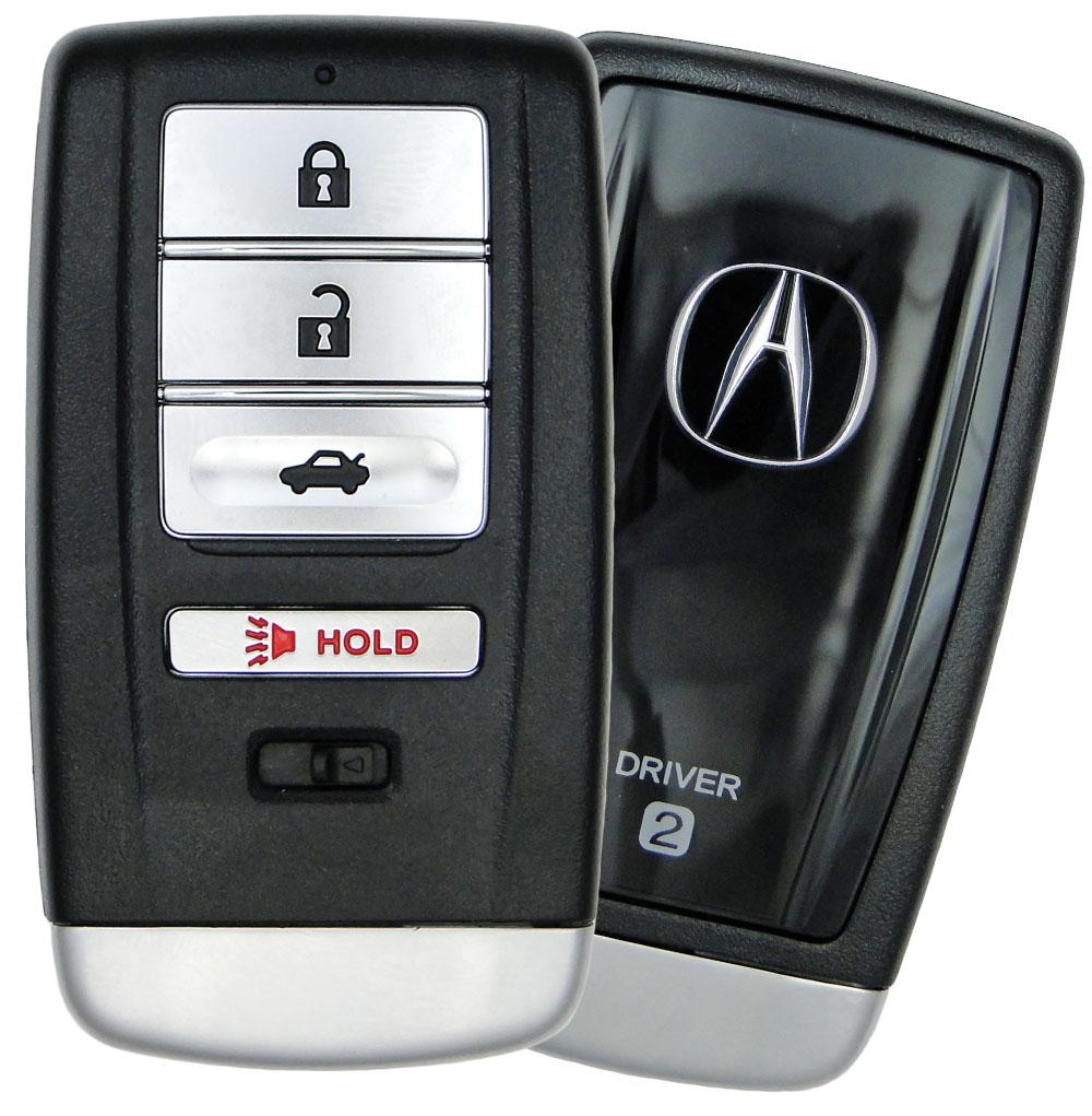 Ключ Acura TLX 2015-2017, RLX 2016-2018, ILX